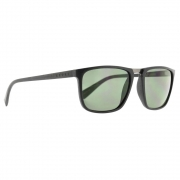 Óculos Solar Evoke Conscious 01 A11 Preto Fosco Lente Verde