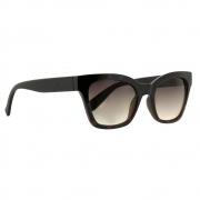 Óculos Solar Evoke Conscious 06 A21 Marrom Brilho Tartaruga Lente Degradê Marrom