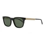 Oculos Solar Evoke Volt 3 A01s Black Shine G15 Green Total
