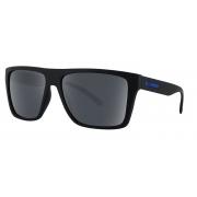 OCULOS SOLAR HB FLOYD MATTE BLACK D/BLUE GRAY 9011700100