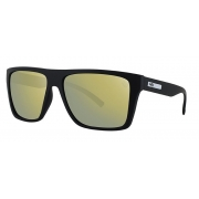 OCULOS SOLAR HB FLOYD MATTE BLACK GOLD CHROME 9011700189