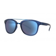 OCULOS SOLAR HB MOOMBA MATTE ULTRAMARINE BLUE CHROME 9012773787