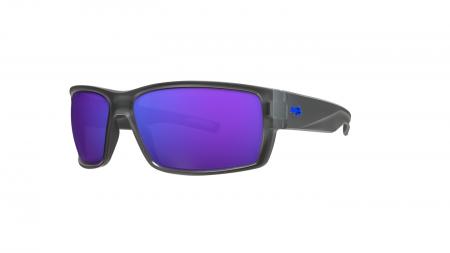 Óculos Solar Hb Narrabeen 10103200335024 Cinza  Lente Espelhada Azul