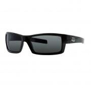 Óculos Solar Hb Riot 10103440149001 Preto  Lente Cinza Convencional