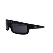 Óculos Solar Hb Riot 10103440243001 Preto  Lente Cinza Convencional