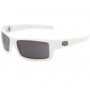 Óculos Solar Hb Riot 10103440454001 Branco  Lente Cinza Convencional