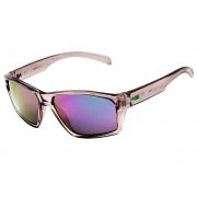 Oculos Solar Hb Stab 10100080432028 Cinza Lente Verde Espelhada