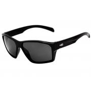 Oculos Solar Hb Stab 10100080149001 Preto Brilho Lente Cinza