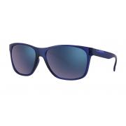 OCULOS SOLAR HB UNDERGROUND MATTE ULTRAMARINE BLUE CHROME 9011473787