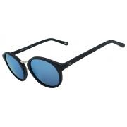 Oculos Solar It Sabrina Sato Soleil A103 C56L4 Preto Fosco Azul