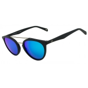 Oculos Solar It Sabrina Sato Branche A130 C56L13 Preto Fosco Azul