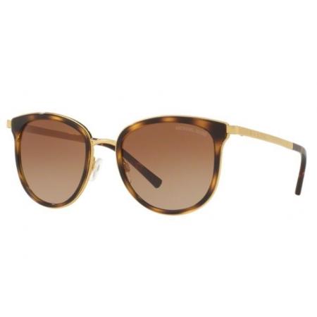 Óculos Solar Michael Kors Mk1010 110113 54 Havana Lente Marrom Degradê