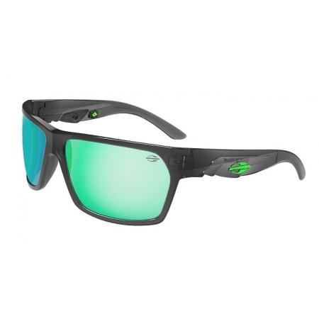 Óculos Solar Mormaii Amazônia 2 442d4985 Cinza Lente Verde