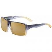 Óculos Solar Mormaii aruba 36237181 Laranja Translúcido Degradê Lente Espelhada Dourado