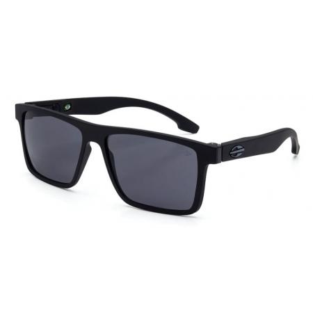 Óculos Solar Mormaii Banks M0050a1401 Preto Lente Cinza