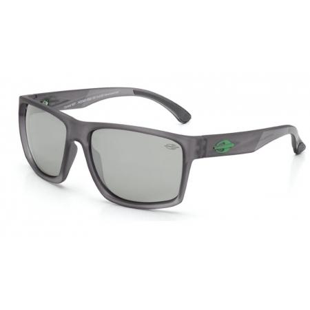 Óculos Solar Mormaii Carmel NXT Iinfantil m006085809 Fumê Lente Flash Prata Polarizado