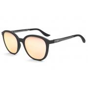 Óculos Solar Mormaii Deli m0080a1646 Preto Fosco Lente Rosa Espelhada