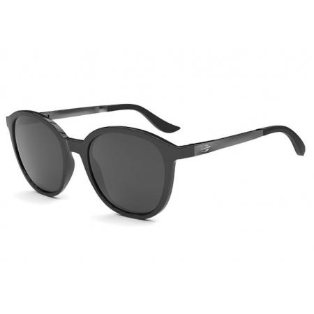 Óculos Solar Mormaii Deli  m0080a2001 Preto Fosco Lente Cinza