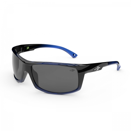Óculos Solar Mormaii Dublin m0114kcg01 Azul Translúcido Lente Cinza