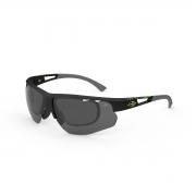 Oculos Solar Mormaii Eagle Clip On m0047abt01 Preto Fosco Lente Cinza