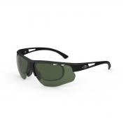 Óculos Solar Mormaii Eagle Com Clip On m0047a1471 Preto Lente Verde Convencional