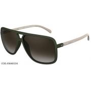 Óculos Solar Mormaii Flexxxa 2 43640134 Verde e Branco Lente Degradê