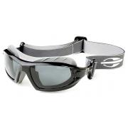 Óculos Solar Mormaii Floater 25121068 Preto Brilho Lente Cinza Polarizada