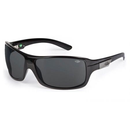 Óculos Solar Mormaii Galapagos 15477701 Preto Brilho Lente Cinza