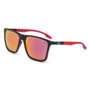 Óculos Solar Mormaii Hawaii m0034aa711 Preto e Vermelho Lente Vermelho Espelhado