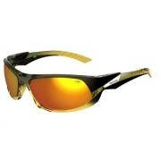 Óculos Solar Mormaii Itacaré 2 41205291 Cinza e Dourado Lente Amarela