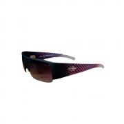 Óculos Solar Mormaii Jack 33530533 Preto Fosco  Lente Degradê Cinza