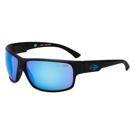 Óculos Solar Mormaii Joaca 2 445a1412 Preto Fosco Azul
