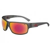 Óculos Solar Mormaii Joaca 2 445d2211 Cinza Vermelho Flash