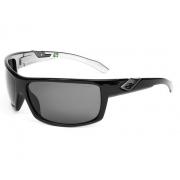Oculos Solar Mormaii Joaca Xperio Polarizado 34532203 PRETO BRILHO LENTE CINZA