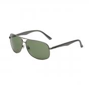 Óculos Solar Mormaii  M0014d0271 Grafite Brilho  Lente  Verde