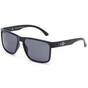 Oculos Solar Mormaii Monterey M0029a0201 - Preto Brilhoso - Lente Cinza
