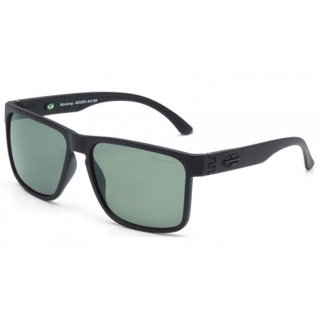 Oculos Solar Mormaii Monterey Xperio Polarizado M0029a1489 - PRETO - LENTE VERDE POLARIZADO