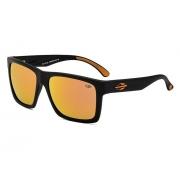 Oculos Solar Mormaii San Diego M0009A1491 Preto Fosco/Laranja