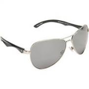 Oculos Sol Mormaii Ska 37239809 Prata Lente Cinza