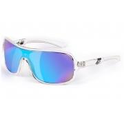 Oculos Solar Mormaii Speranto 11606612 - Transparente - Lente Azul Espelhado
