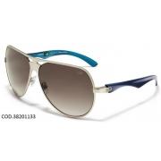 Oculos Solar Mormaii Trance Cod. 38201133 Prata