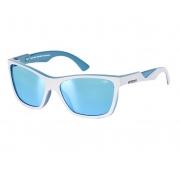 Oculos Solar Mormaii Venice Beat 37946512 Branco Lente Azul Espelhada