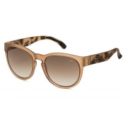 Oculos Sol Mormaii Ventura M0010b0834 Bege Translucido Lente Marrom Degradê
