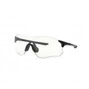 Óculos Solar Oakley Evzero Path oo9308 28 38 Preto  Lente Transparente Convencional