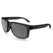 Oculos Solar Oakley Holbrook Grey Smoke Black Iridium 910224 55