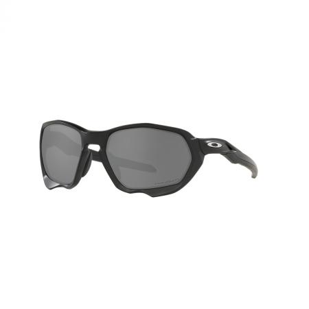 Óculos Solar Oakley Plazma oo9019 06 59 Preto  Lente Preto Polarizada