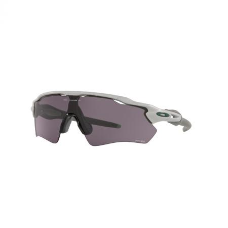 Óculos Solar Oakley Radar Ev Path oo9208 b9 38 Cinza  Lente Cinza Espelhada
