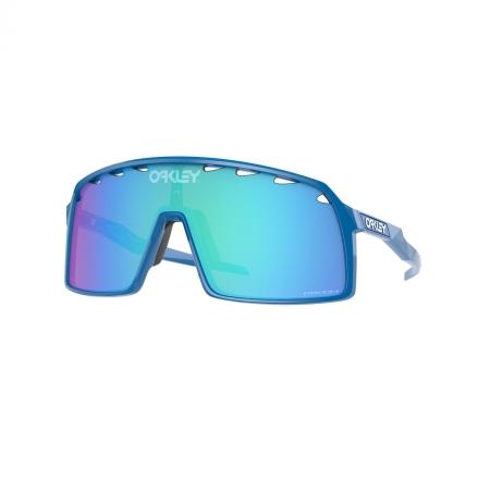 Óculos Solar Oakley Sutro oo9406 5037  Azul  Lente Azul Prizm