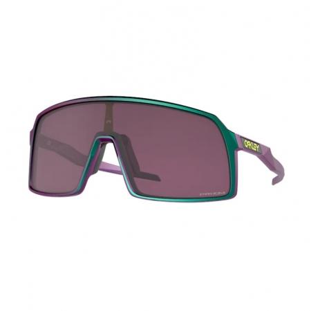 Óculos solar oakley sutro oo9406 60 verde fosco  lente prizm preto