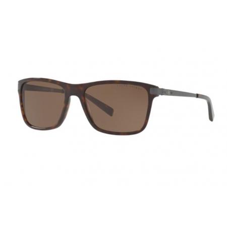 Óculos Solar Ralph Lauren Rl8155 500373 57 Marrom Havana Lente Marrom